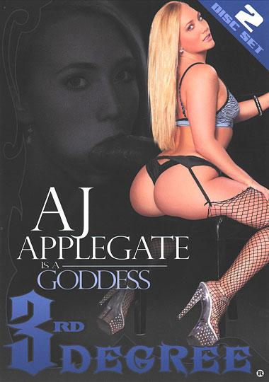 AJ Applegate Is A Goddess