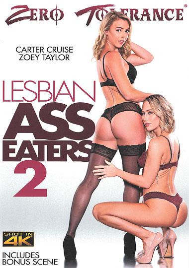 Lesbian Ass Eaters 2
