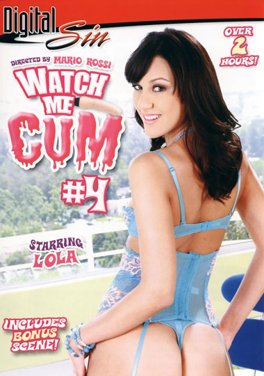 Watch Me Cum 4