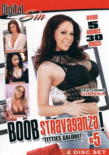 Boob Stravaganza 5: Titties Galore Part 2