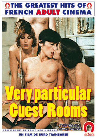 Very Particular Guest Rooms- French