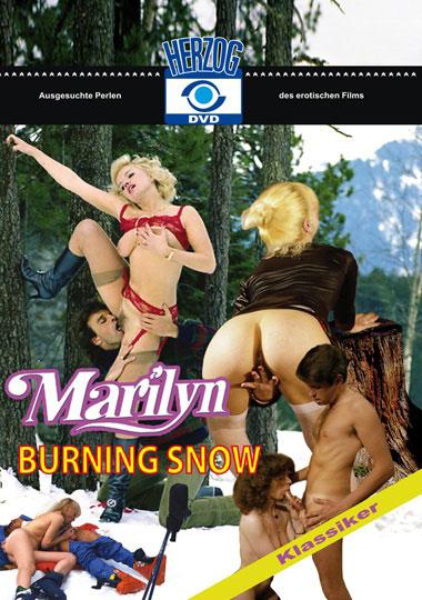 Marilyn Burning Snow