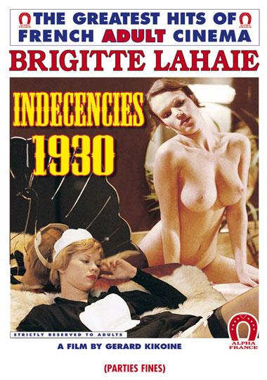 Indecencies 1930