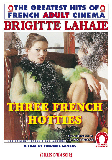 Three French Hotties
