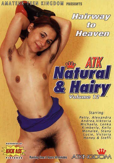 ATK Natural And Hairy 12
