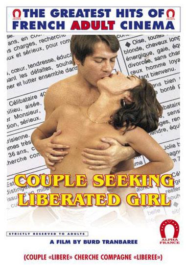 Couple Seeking Liberated Girl