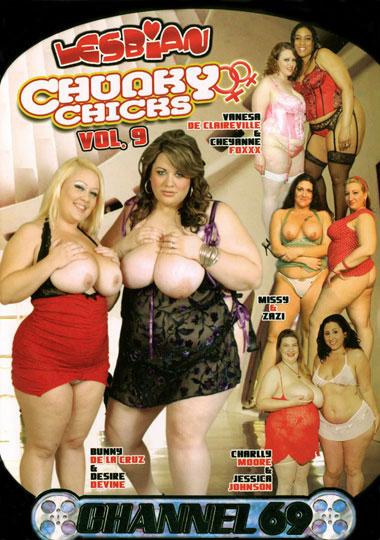 Lesbian Chunky Chicks 9