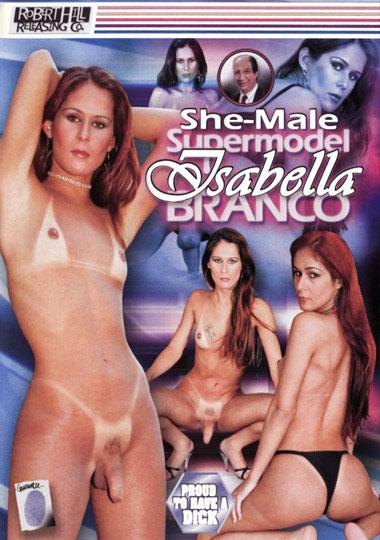 She-Male Supermodel Isabella Branco