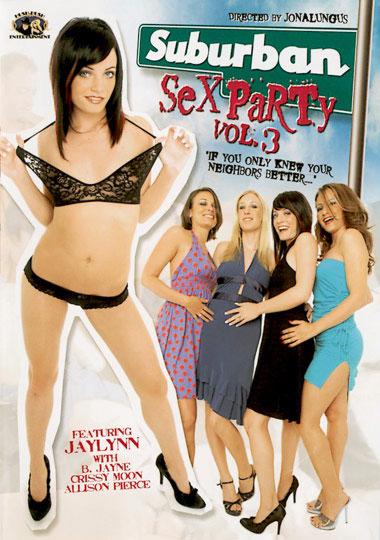 Suburban Sex Party 3