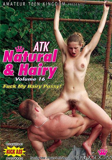 ATK Natural And Hairy 16