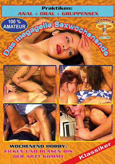 Das megageile Sexwochenende