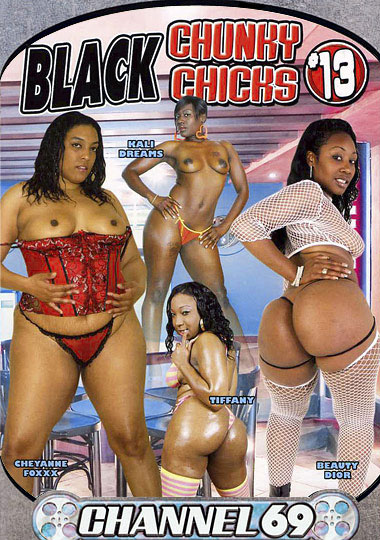 Black Chunky Chicks 13