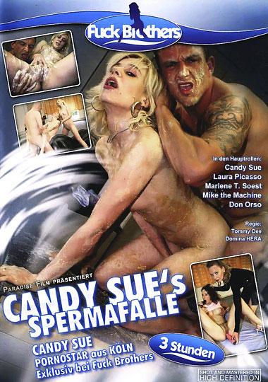 Candy Sue's Spermafalle