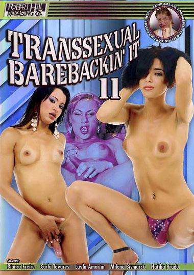 Transsexual Barebackin' It 11