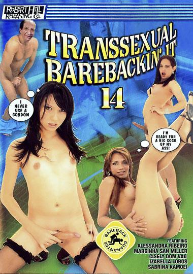 Transsexual Barebackin' It 14