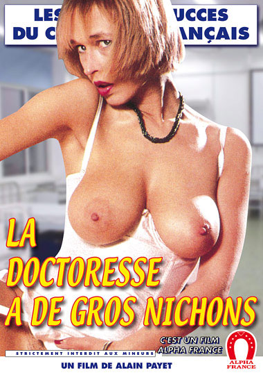 The Nurse Has Huge Tits - French