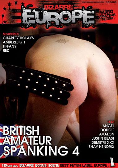 British Amateur Spanking 4