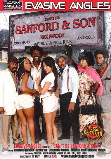 Can't Be Sanford And Son XXX Parody