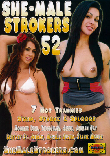 She-Male Strokers 52