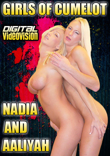 Girls Of Cumelot: Nadia And Aaliyah