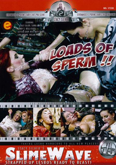 Slime Wave 15: Loads Of Sperm