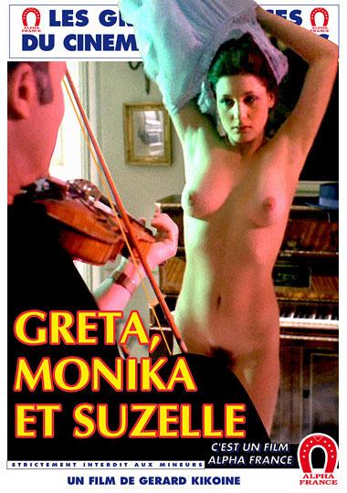 Sex Play: Greta Monika