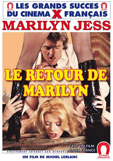 The Return Of Marilyn Jess