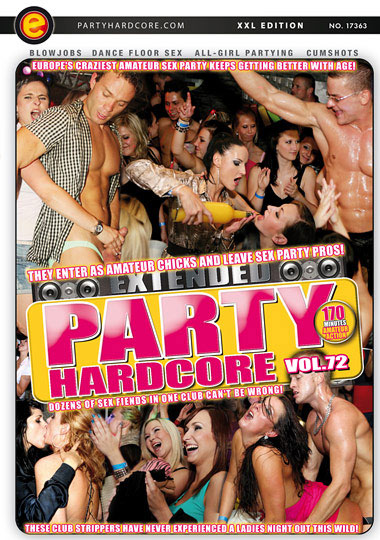 Party hardcore dvds, santas naked girls
