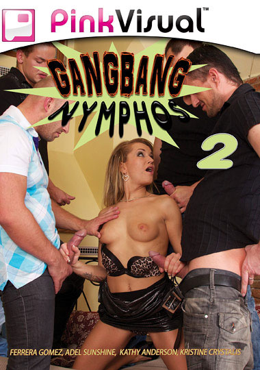 Gangbang Nymphos 2