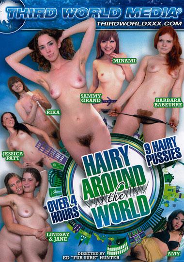 Hairy Around The World