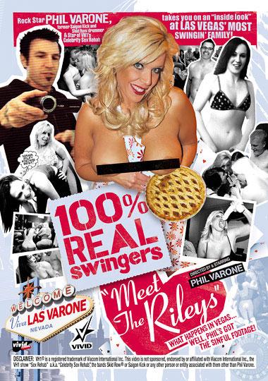 100 Percent Real Swingers: Meet The Rileys