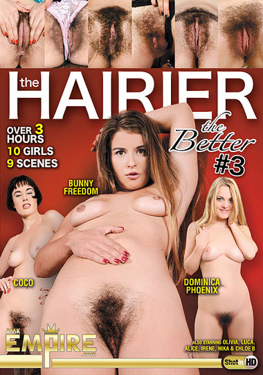 The Hairier The Better 3