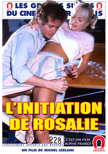 The Initiation Of Rosalie - French