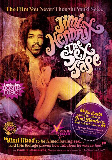 Jimi Hendrix The Sex Tape