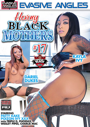 Horny Black Mothers 17