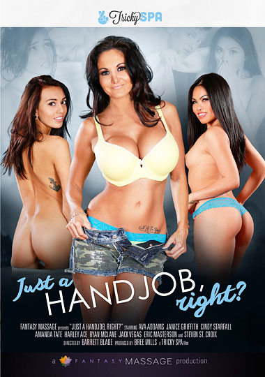 Just A Handjob