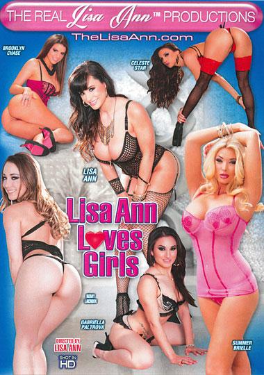 Lisa Ann Loves Girls