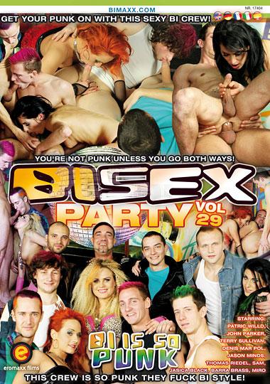 Bi Sex Party 29: Bi Is So Punk