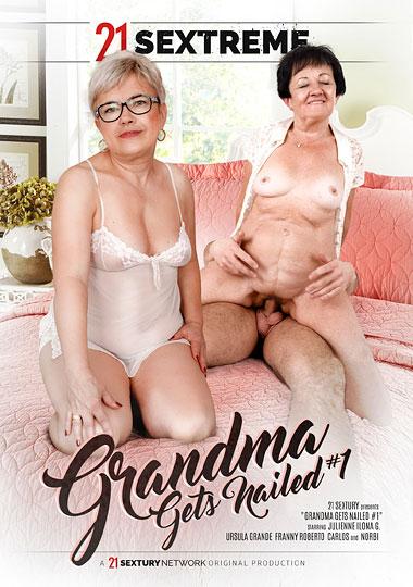 Grand ma porno
