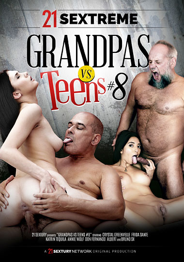 Grandpas VS Teens 8