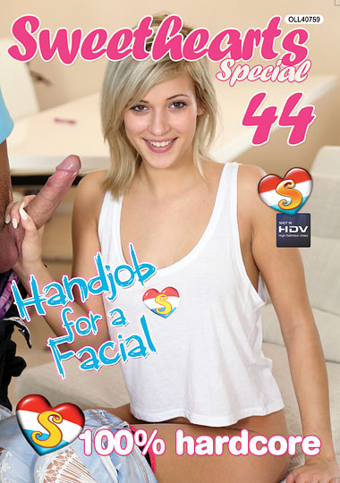 Sweethearts Special 44: Handjob For A Facial
