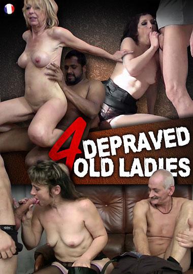 4 Depraved Old Ladies
