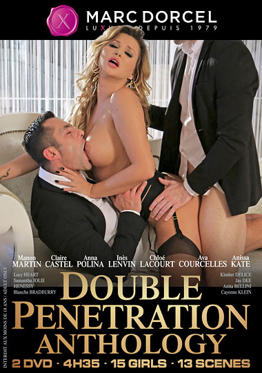 Double Penetration Anthology Part 1