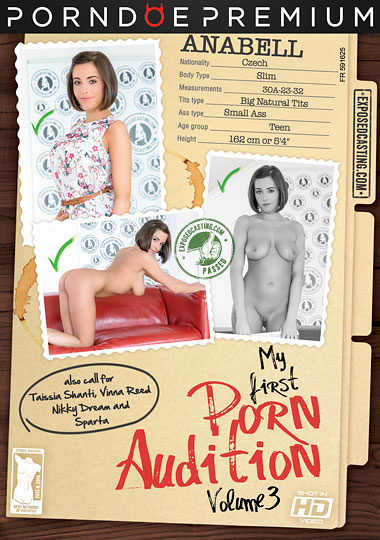 My First Porn Audition 3