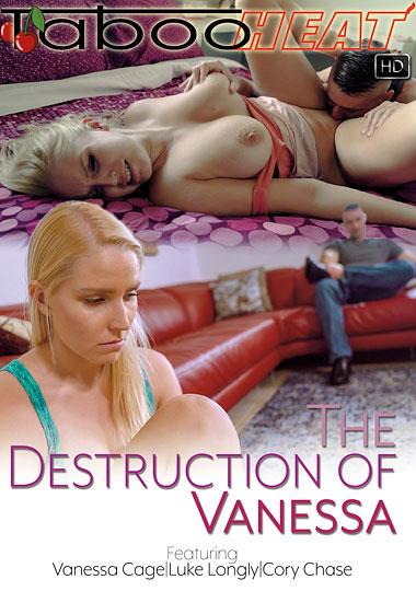 Vanessa Cage In The Destruction Of Vanessa