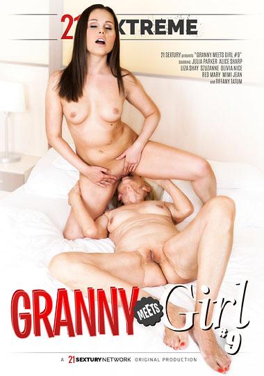 Granny Meets Girl 9