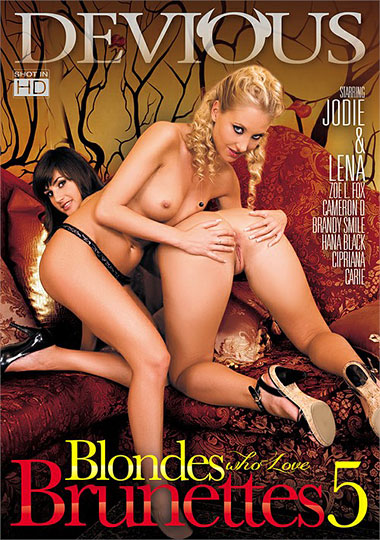 Blondes Who Love Brunettes 5