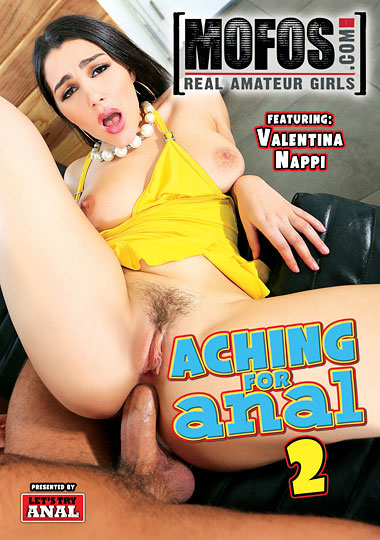 Aching For Anal 2