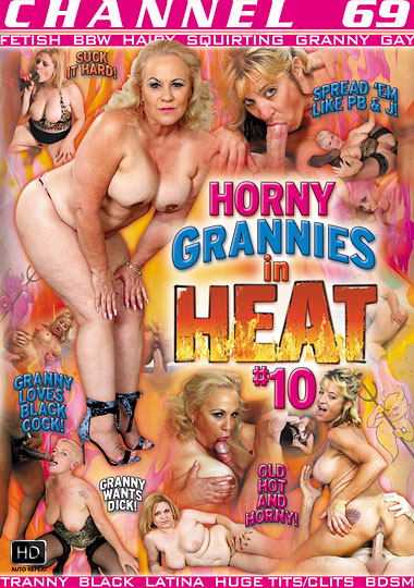 Horny Grannies In Heat 10