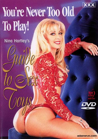 Nina Hartley's Guide To Sex Toys